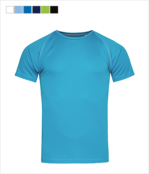 T-shirt Stedman Active Team Raglan 140g