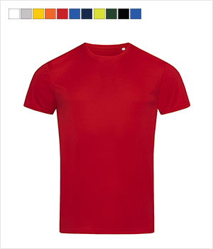 T-shirt Stedman Active Sports-T męska 140g
