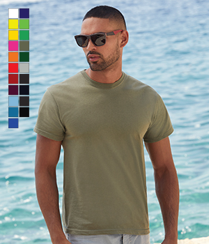 T-shirt Fruit of the loom Original Full Cut men 145g