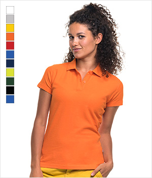 Koszulka Promostars polo ladies cotton 200g