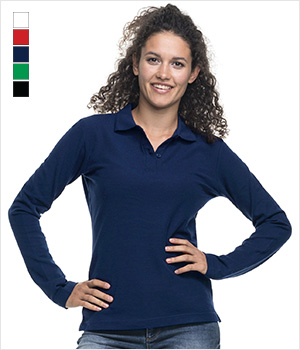 Koszulka Promostars polo ladies long 200g