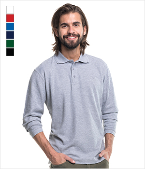 Koszulka Promostars polo long cotton 200g