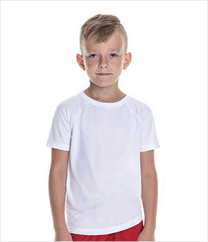 T-shirt PROMOSTARS Chill Kid 130G