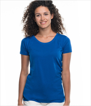 T-shirt PROMOSTARS Ladies Premium 190G