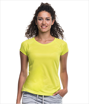 T-shirt PROMOSTARS Chill Ladies 140G